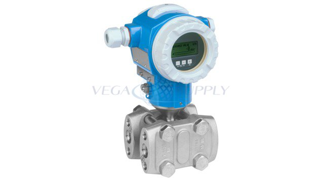 Differential pressure Deltabar PMD75 Endress+Hauser